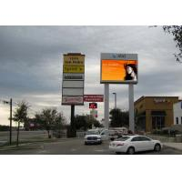 P12 DIP Outdoor LED Screen Sign 1 / 4 Scan For Advertisement Media Manufactures