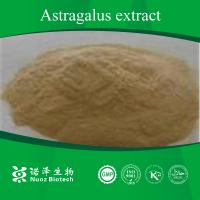 Manufacturer supply high quality Astragalus root extract
