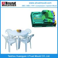 China plastic injection mould Plastic chair mould for injection mould maker in China on sale