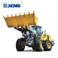 XCMG Official ZL50G Compact Wheel Loader Front End 5 Ton High Torque Manufactures