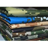 Bright - Colored Twill Patterned Polyester Fabric Resistant Dirt Easy Cut Manufactures