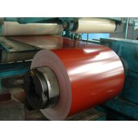 High Durable Polyester Prepainted Galvanized Steel Coil for Roofing Tiles and Sandwich Panels Manufactures