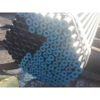 Carbon Steel Seamless Boiler Tube DIN17175 ST35.8  38 x 3.2 x 2000MM with Bevelled end black coating surface Manufactures