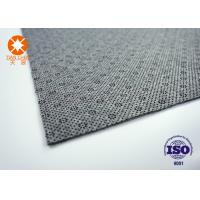 Non Flammable Grey Needle Punched Felt Nonwoven Fabric Carpet Backing OEM Manufactures