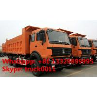hot sale North Benz Euro 3 290hp dump tipper truck for sale, best price North Benz 6*4 LHD 30tons dump tipper truck Manufactures
