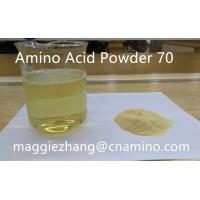 Quality Strawberry Compound Amino Acid Powder 80 for Organic Agricultrual Use  Total Amino Acid More than 80% for sale