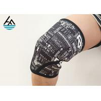 Comfortable Women'S Crossfit Knee Sleeves 5mm Compression Sleeve For Knee Injury