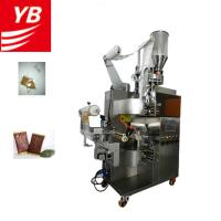 YB-180C Automatic Vertical filter tea filling machine with inner and outer sachet Packing machine Manufactures