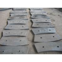 Wear resistance plates Shot Blasting Cast Iron Ball Mill Liners High Hardness Cement Mill Manufactures