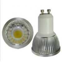 Buy cheap COB led spot light GU10 from wholesalers