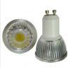 Buy cheap COB led spot light GU10 from wholesalers