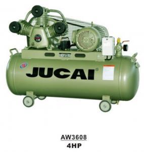 4hp 3kw 100L High Pressure Air Gas Piston Reciprocating Compressor Manufactures