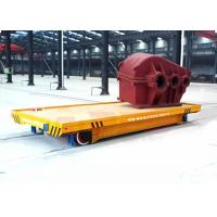 Rail guided manufacturing factory transformer machinery equipment transport Manufactures