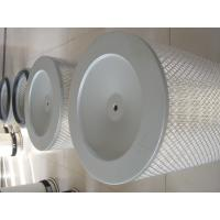 Dust removal Pleated filter cartridge for self cleaning filter DN324x 1000mm height Manufactures