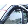 Wind Deflectors Car Window Visors With Trim Stripe Fit Chery Tiggo3 2014 2016 Manufactures
