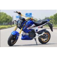 China Manual Drive Gas Powered Dirt Bikes Disc Brake 110cc 125cc With Horn on sale