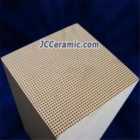 China Honeycomb Ceramic as heat exchange media (For RTO) on sale