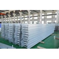 Buy cheap High Transparency Aluminium Template For Industrial , 1.2 / 1.4 Thinckness from wholesalers