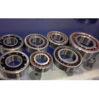Heavy Industry Angular Contact Ball Bearings High Temperature Manufactures