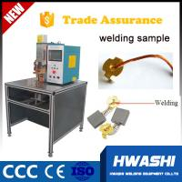 Medium Frequency Small Size DC Welding Machine For Electrical Copper Relay / Shunt Manufactures