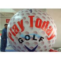 Goftball Inflatable Sports Themed Balloon Decor Dia 1.5M / 2.5M / 3M Manufactures