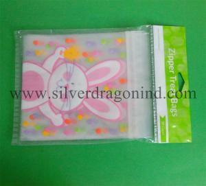 Plastic Zipper Treat bag Manufactures