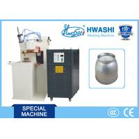 Pot Base Stainless Steel Welding Machine , Multipoint Spot Welding Machine Manufactures