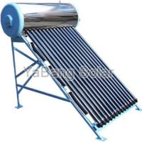 CE Approved Domestic Use Solar Water Heater (SMVN)-C Manufactures