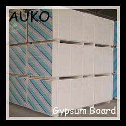 2013 new design common paper faced gypsum plasterboard/moisture resistant gypsum board/fireproof gypsum board Manufactures