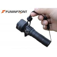 Five Modes Cree XML L2 USB Rechargeable LED Flashlight Water Resistant For Outdoor Hunt Manufactures