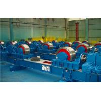 2T - 250T Conventional Pipe Welding Machine with Rubber Rollers Manufactures