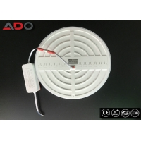 Free Cutout 70-200mm Adjustable 24w PC SMD2835 commercial led panel light Manufactures