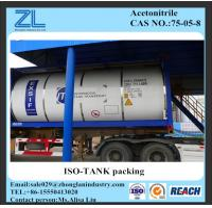 Reagent grade acetonitrile Manufactures