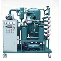 ZJA Double-Stage Vacuum Transformer Oil Reuse and Insulation Oil Treatment Equipment Manufactures