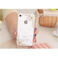 Mobile Phone shell OEM Fashion Apple phone set auger PC phone case for Apple phone Manufactures