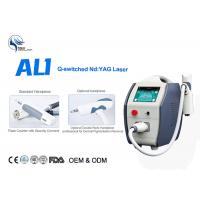 Portable1064 532nm Laser Tattoo Removal Equipment Manufactures