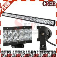 """36"""" 234W CREE LED Work Light Bar OffRoad SUV ATV 4WD COMBO 18500lm Military Equipment 180W Manufactures"""