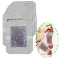 China Bamboo detox foot patch with adhesive is the best Chinese herb foot detox pad on sale