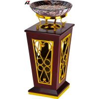 Floor Stand Ash Bin For Promotion - Waste Bin and Ash Tray