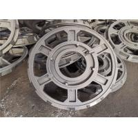 Customized Size Iron Casting Parts With Resin Sand Casting Process Manufactures
