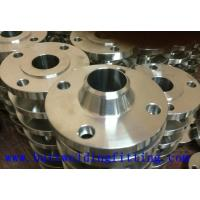 China Discs Parts Forged Steel Flanges ASTM A182 F51 Alloy Steel Pipe Flange on sale