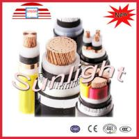 China Fire Resistance Armored Power Cable With PVC Sheath Low Smoke Zero Halogen Cable on sale