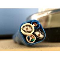 2RG6 Quad+2CAT5E  75 Ohm Coaxial Cable with Lan Cable CATV CCTV OEM Manufacturer Manufactures