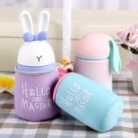 Portable Kids Neoprene Baby Insulated Bottle Sleeve Manufactures