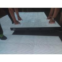 Quality Rgb Interactive Led Video Dance Floor Screen Panel For Outdoor And Indoor for sale