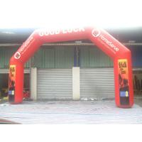 Colorful Rip - Stop Oxford Cloth Inflatable Advertising Products Inflatable Archway Manufactures