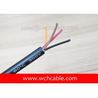 Quality UL PVC Cable, AWM Style UL2096 16AWG 4C FT2 80°C 300V, PVC / PVC for sale