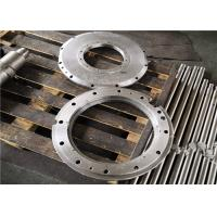 Professional Precision Machining Services Flange Spare Parts 100% Inspected Manufactures