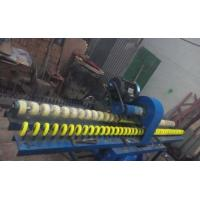 Large Stainless Steel Pipe Polishing Machine Metal Polishing Equipment With 24 Head Manufactures