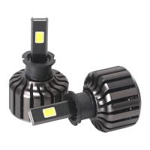 China Super bright led lighting 30W white dual colors transform lamp 2800LM car H3 led headlight on sale